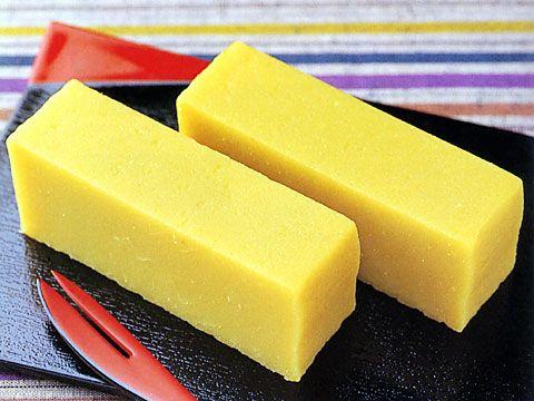 Sweet Potate Paste Bar 芋ようかん