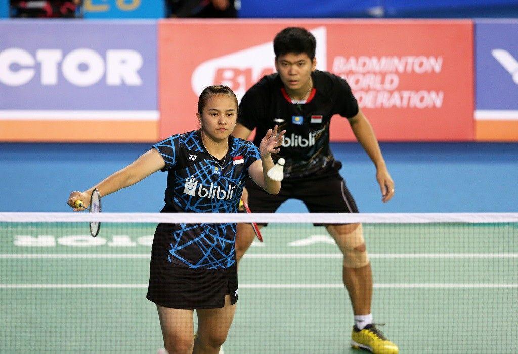 Pin Oleh Badminton Updates Di Mix Double Dengan Gambar