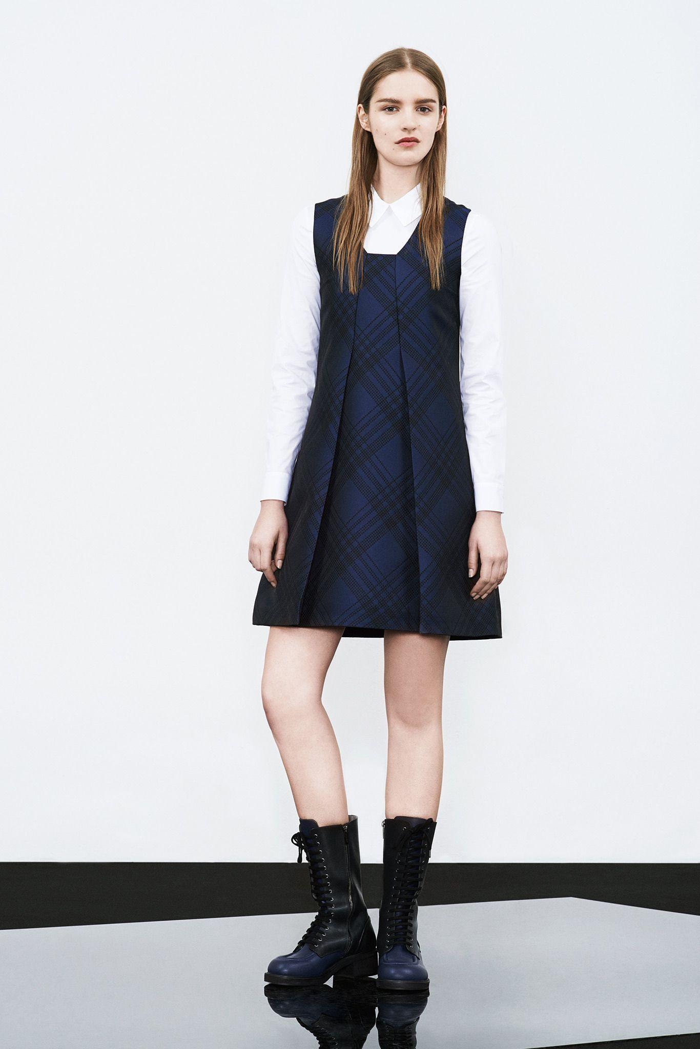 Jil Sander Navy Fall 2014 Dresses Skirts Fall Jil Sander