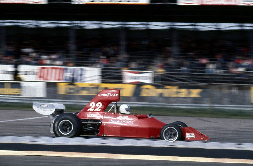 Chris amon great britain 1976 by f1history on