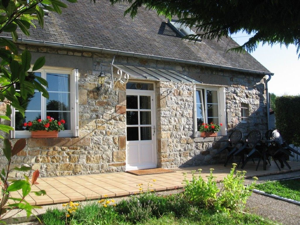 Mortain Cottage Rental: Detached Stone Cottage In A Peaceful Rural Location | HomeAway