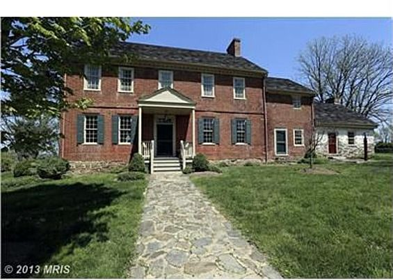 Hague-Hough House, 1747 -- 40120 Bond St, Waterford, VA 20197 -- For Sale - Zillow