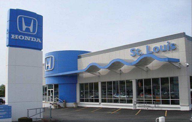 Honda Dealers St Louis