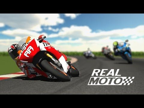 Real Moto Ios Android Gameplay