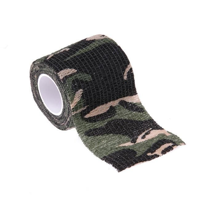 5cm 4.5m Multi-functional Self-adhesive Protective Camouflage Tape Wrap