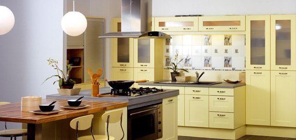 Cocina clásica rejuvenecida solo luz kimen Pinterest Cocinas