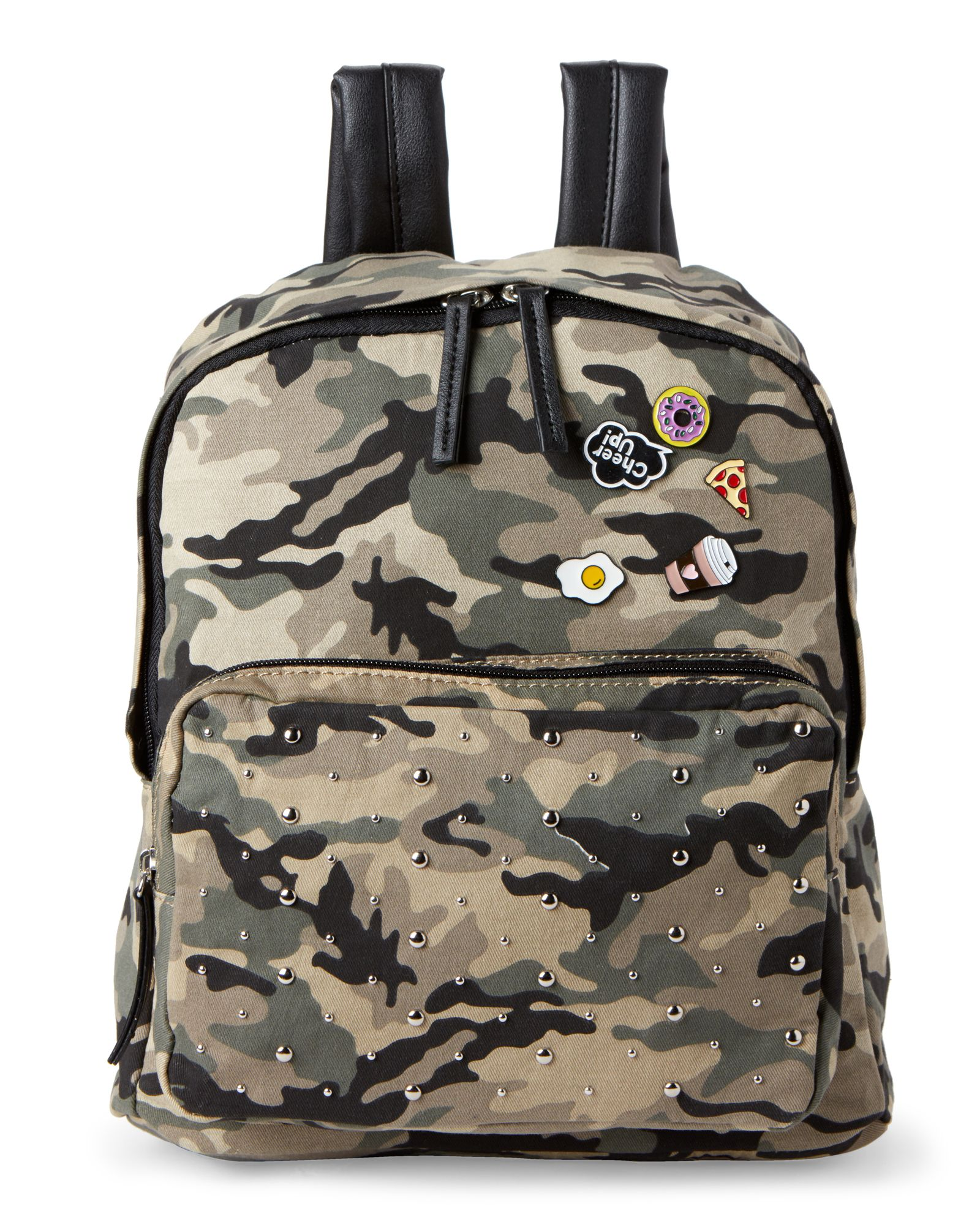 b56af8e0c2 Girls) Studded Camo Backpack in 2019 | *Apparel & Accessories ...