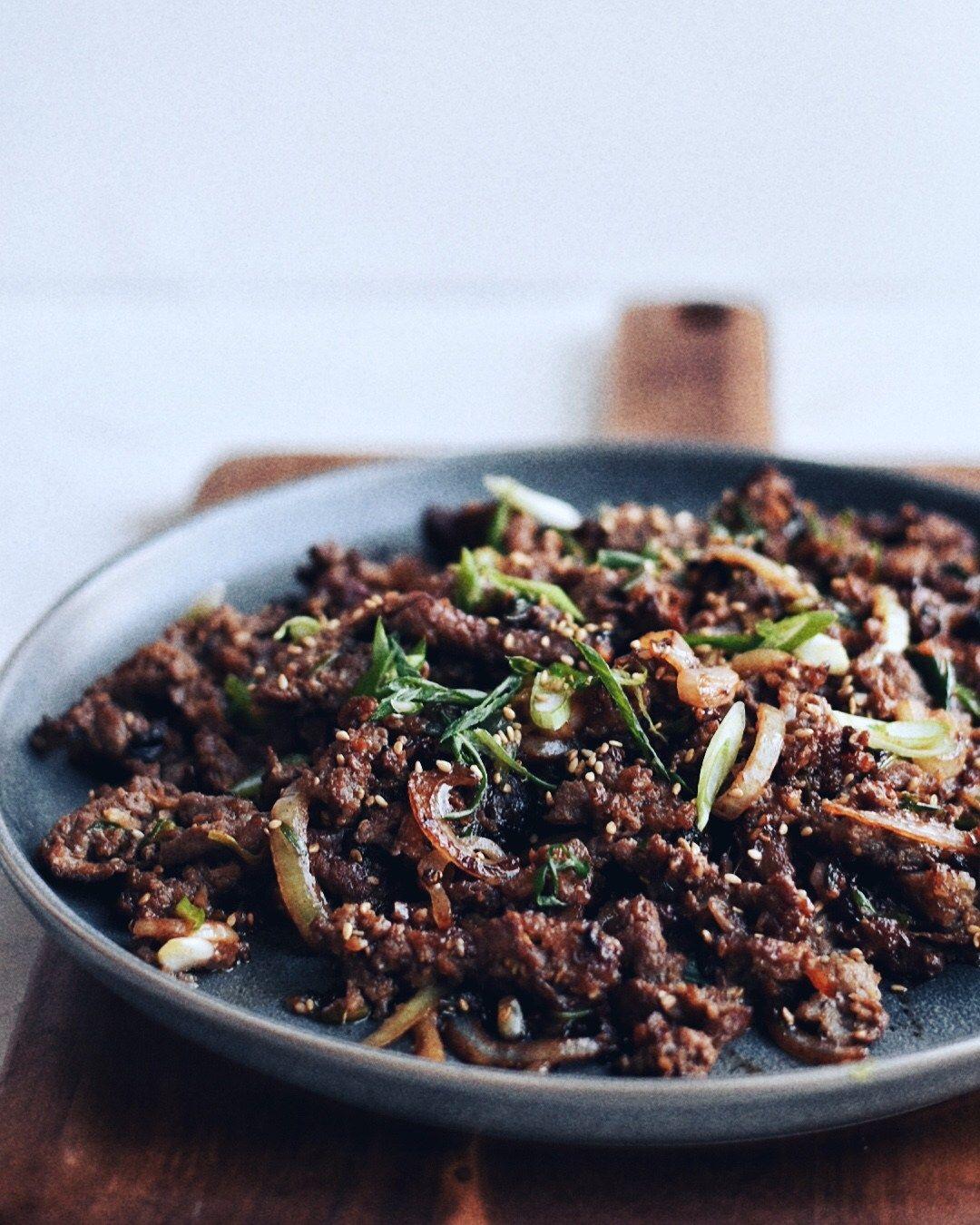 Korean Beef Bulgogi | The Subversive Table | Recipe in ...