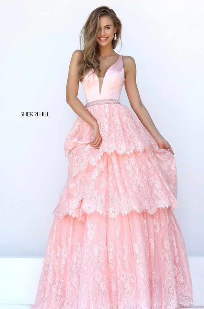 Coming Soon to BridalElegance.us.com | Pre-Order #SherriHill 50844 ...