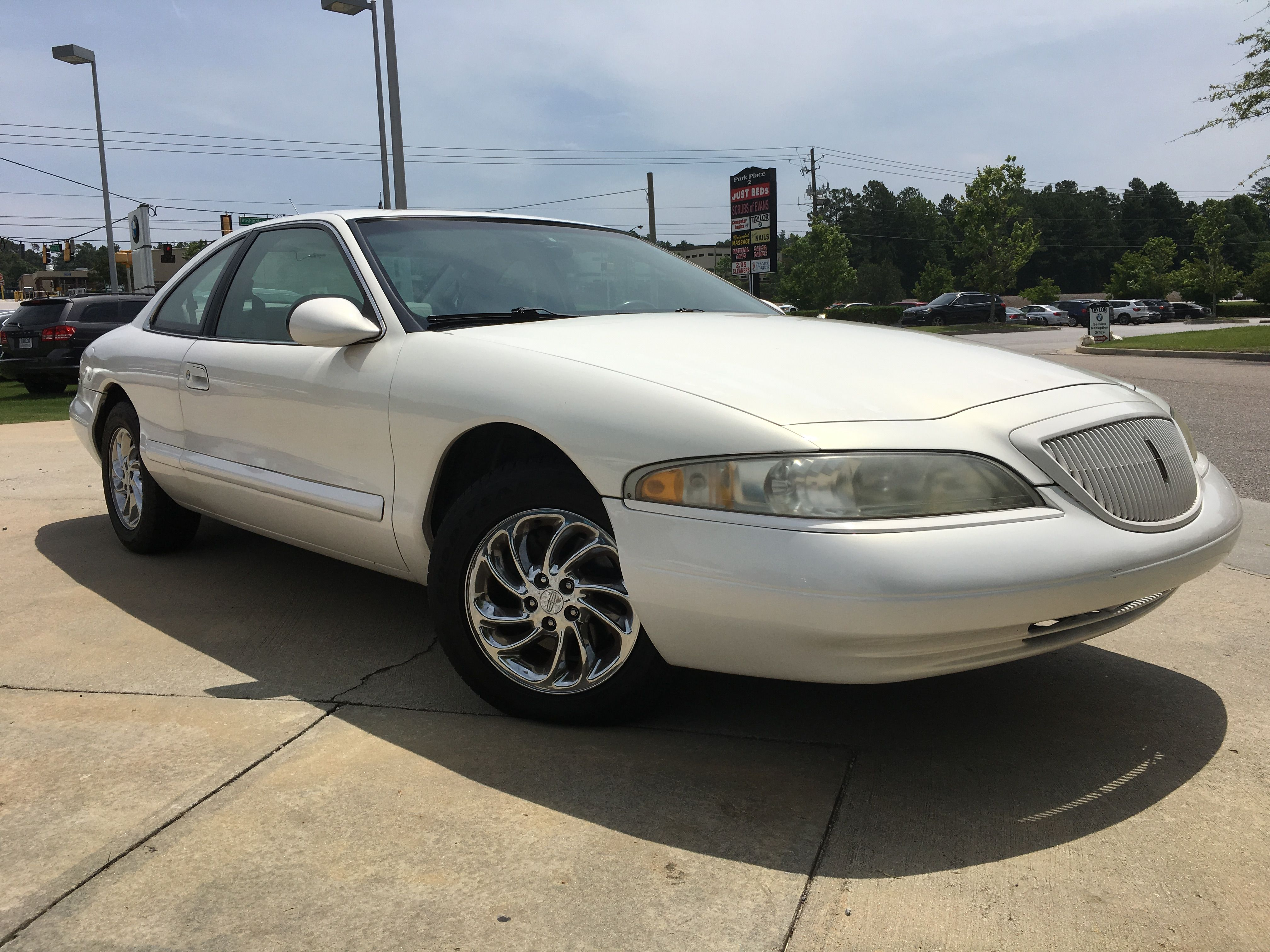 small resolution of 98 lincoln mark viii lsc