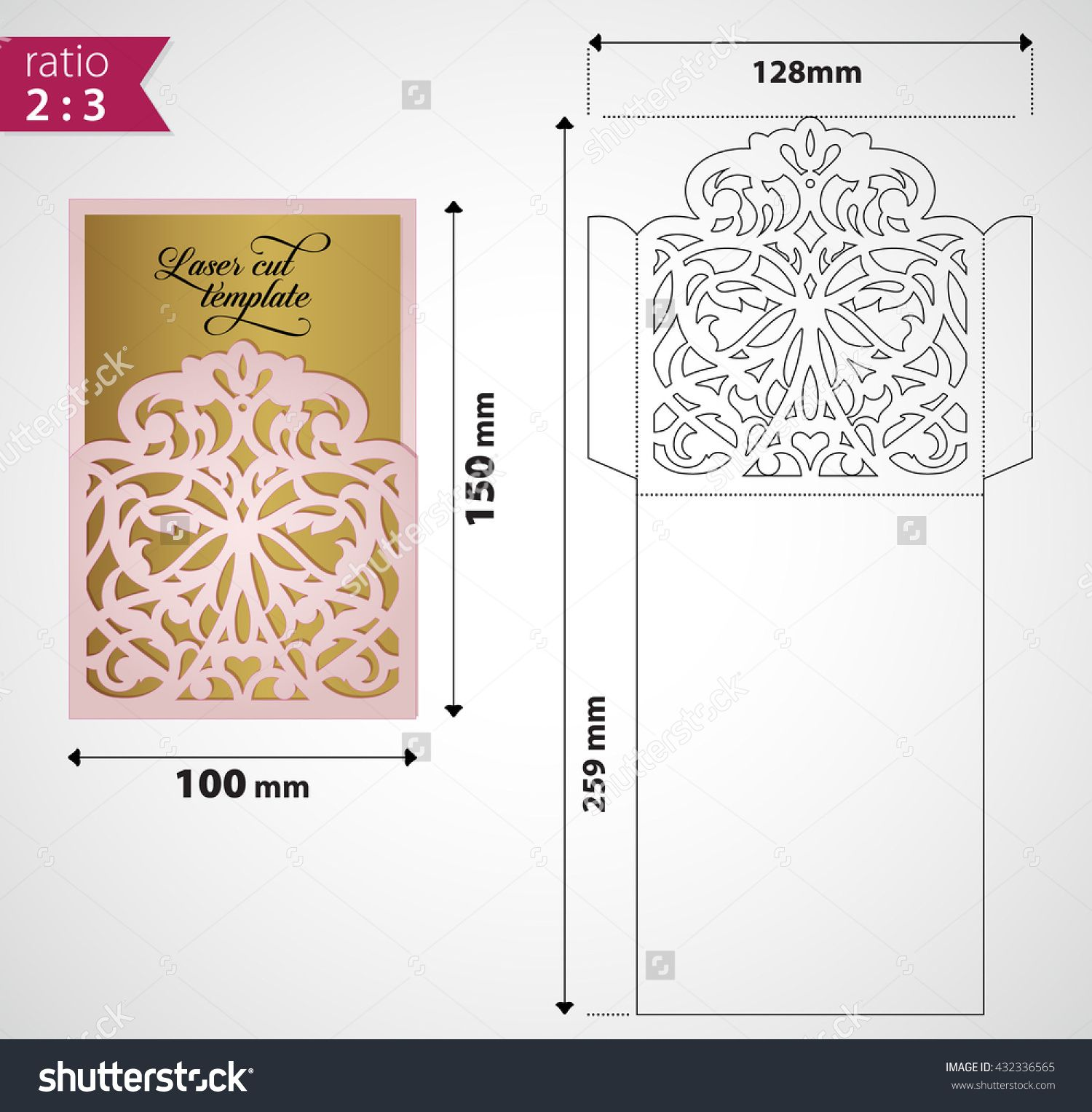 Digital vector file for laser cutting. Laser cut swirly ornate ...
