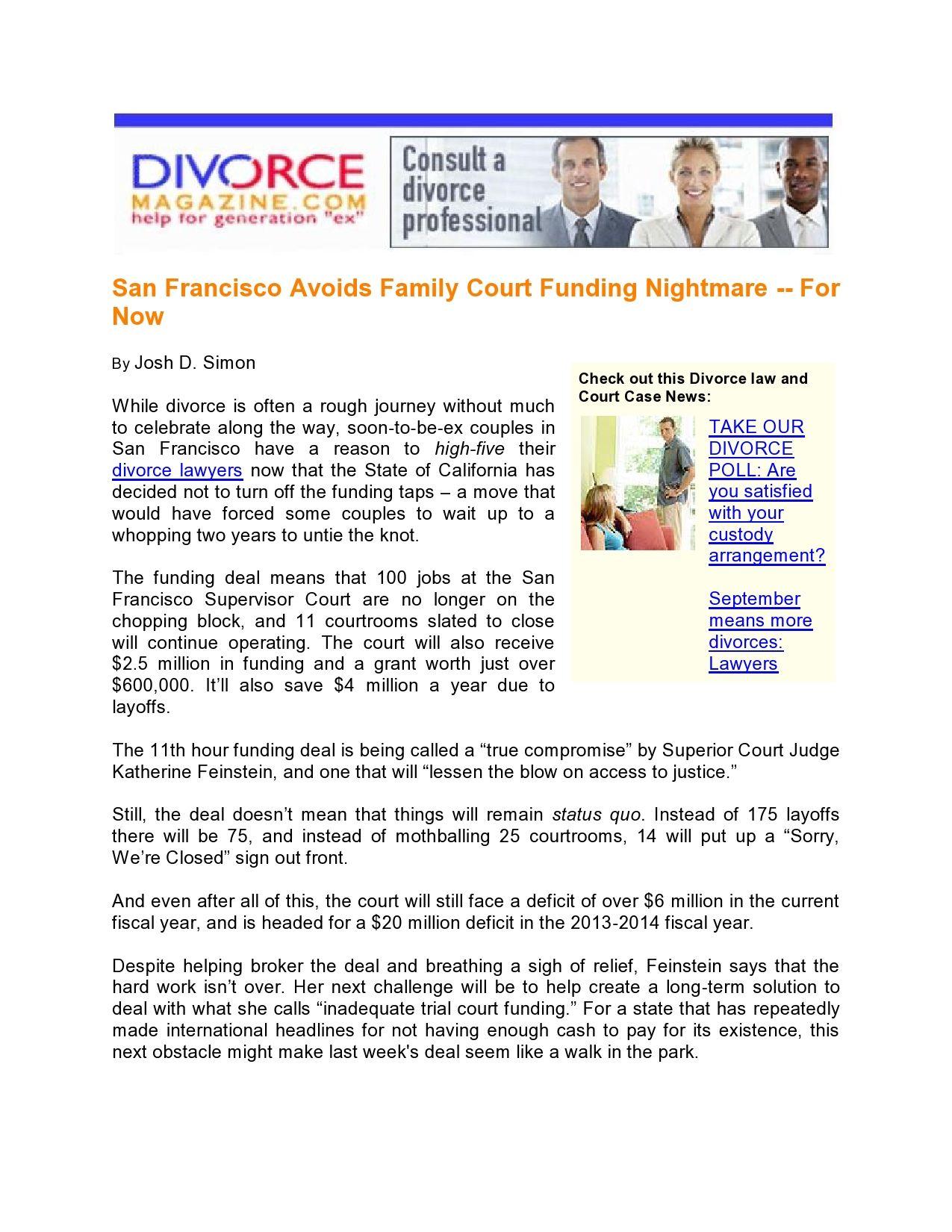 Pin On Divorce Magazine