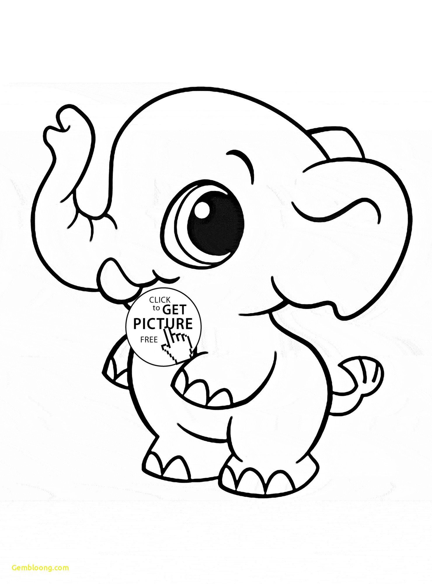 Coloring Pages Of Cute Animals Coloring Pages Cute Baby Animal Coloring Pages Luxury Zoo Animal Coloring Pages Unicorn Coloring Pages Elephant Coloring Page