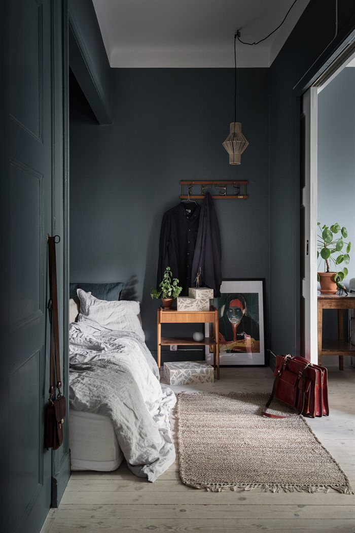 Deco colores profundos y vibrantes virlova style casa pinterest deco dormitorio y - Virlova style ...