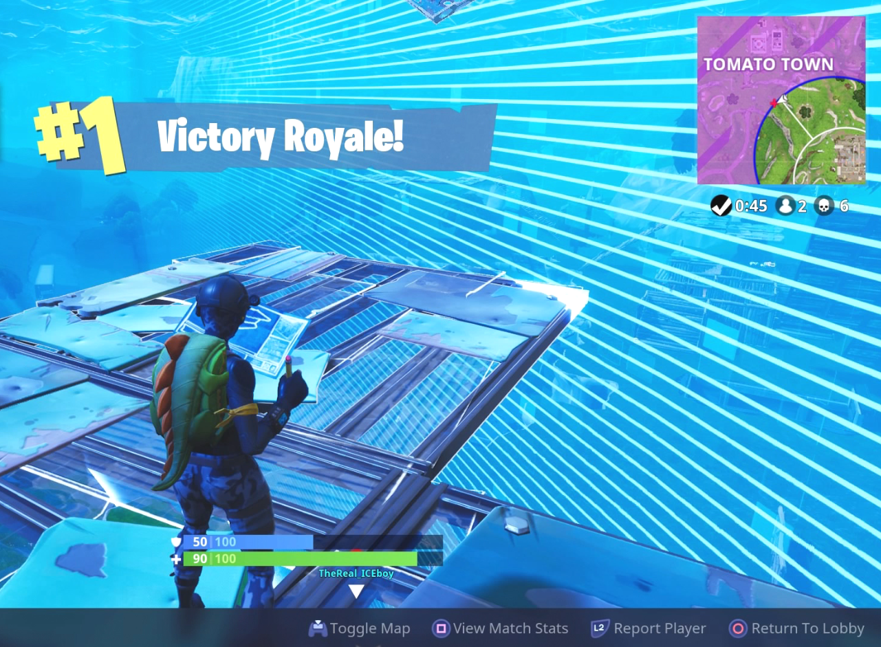 1 Victory Royale How To Get Your Own Victory Royale With These Simple Tips From Crazy Chuck Gaming Victorious Youtube Gamer Fortnite