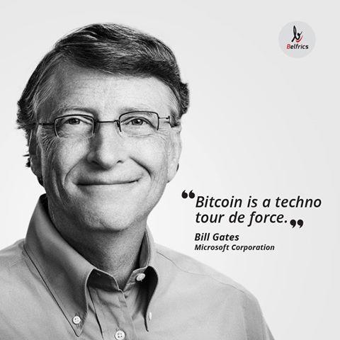 bill gates bitcoin trading