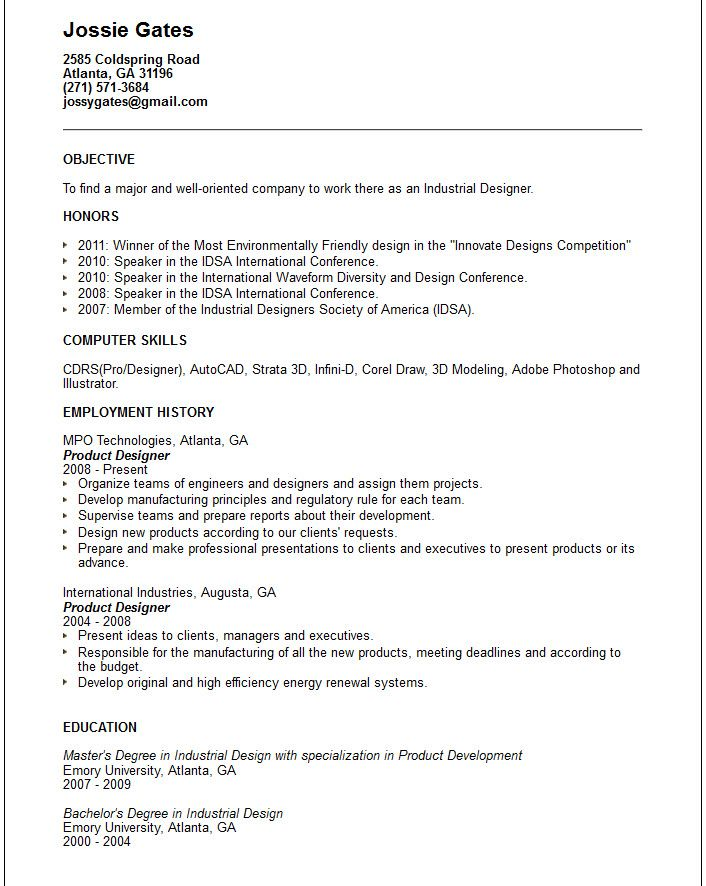 creative arts and graphic design resume examples Home Design - scientific resume examples