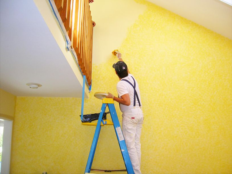 79 Paint service in Dubai ideas | painting services, wall painting, house  painting