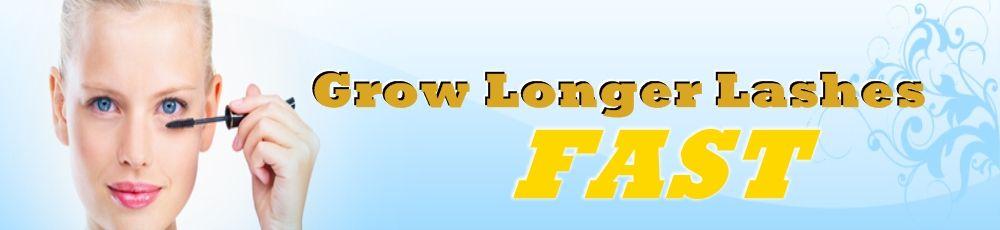 Grow Longer Lashes Fast