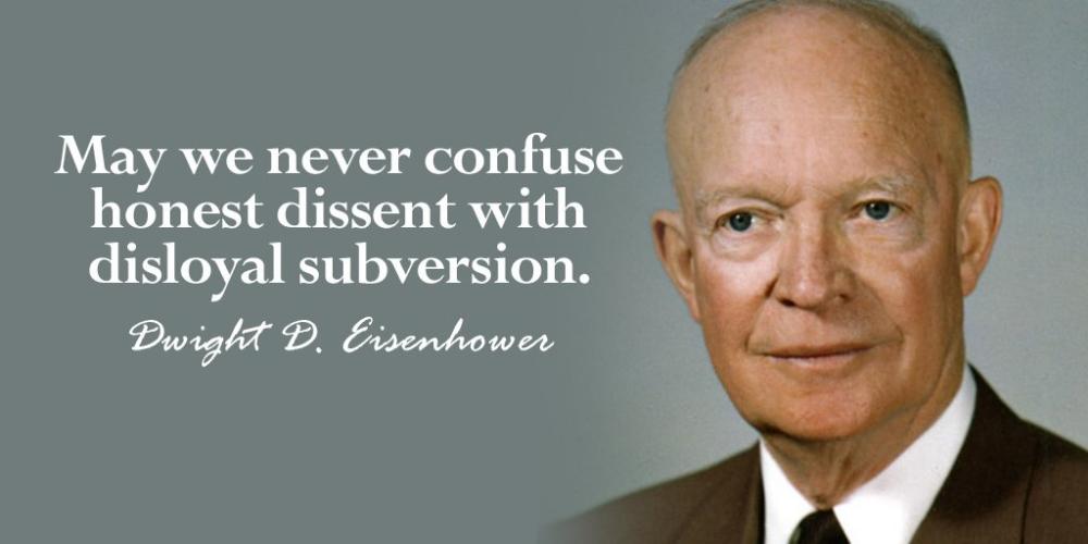Twitter Eisenhower, Wednesday wisdom, Me quotes