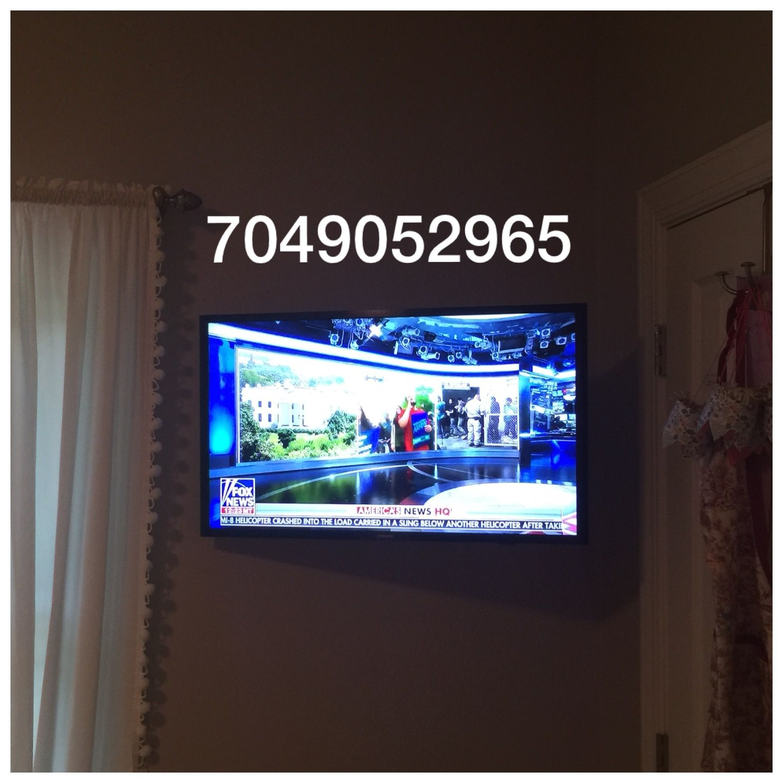 Never buy another TV mount! Click. Call. Quote. Relax