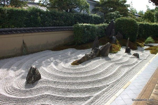 Delightful IMAGES OF ZEN Gardens | Zen Garden   Zuiho In Temple Kyoto