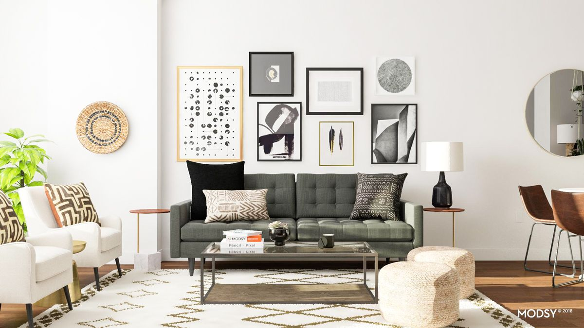 Two Perfect Layout Ideas For A Narrow Living Room Narrow Living
