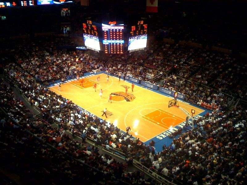 In What Governor Of New York Andrew Cuomo Dubbed As The Madison Square Garden Madison Square Knicks