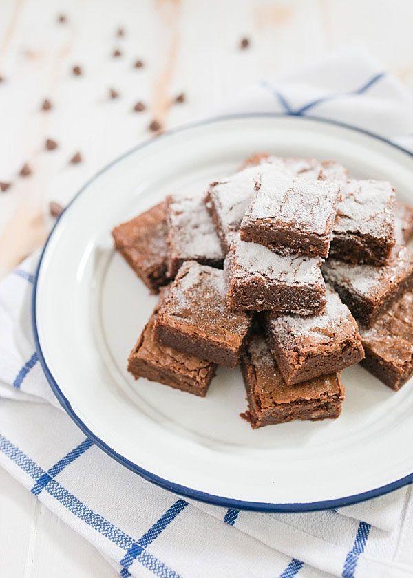 Fudgey Chocolate Brownies