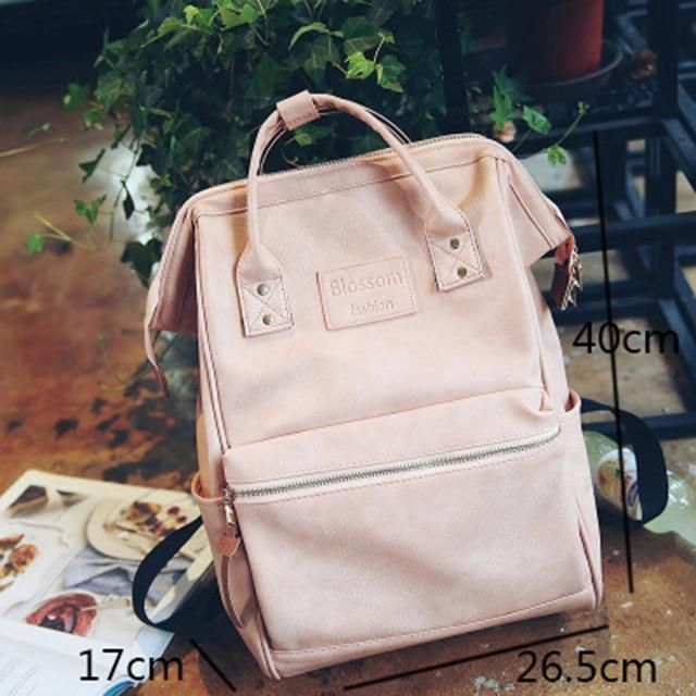 728161cb5161 Blossom Multifunction Fashion Backpack in 2019 | Favorite Leather ...