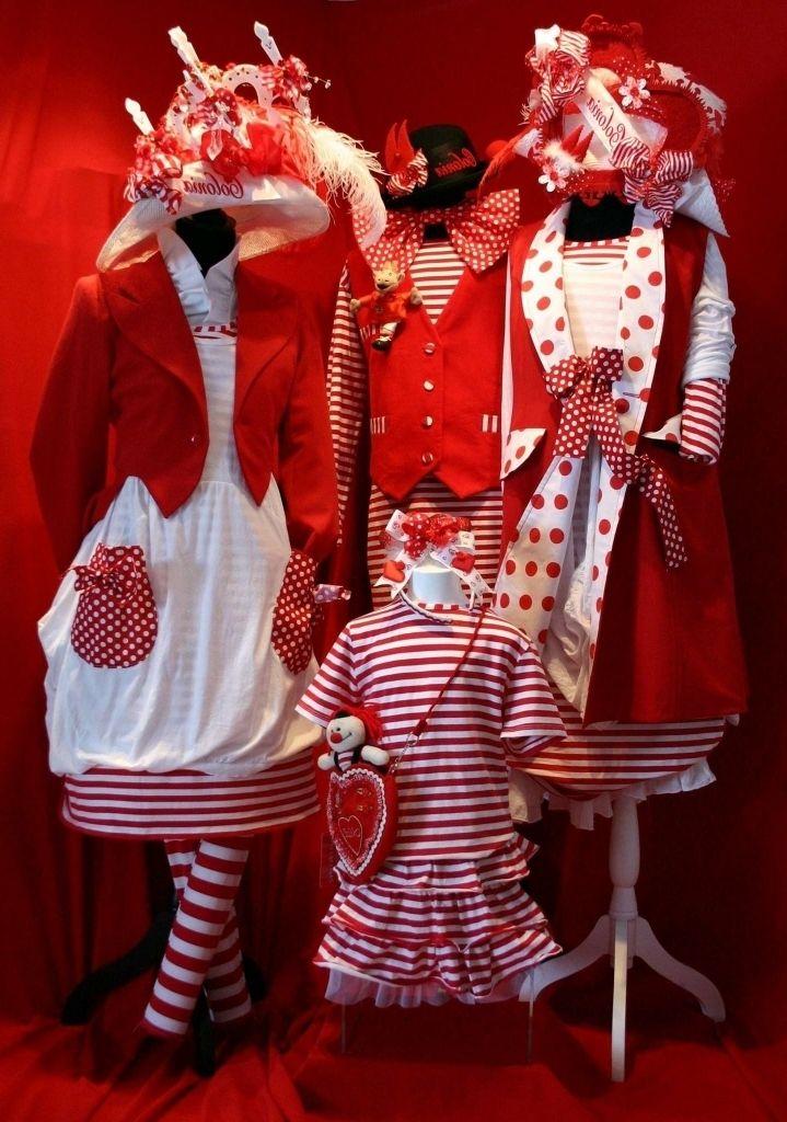 kostüm köln rot weiß