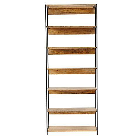 West Elm Industrial Modular 84cm Bookshelf Bookshelves Modular Storage Oversized Furniture