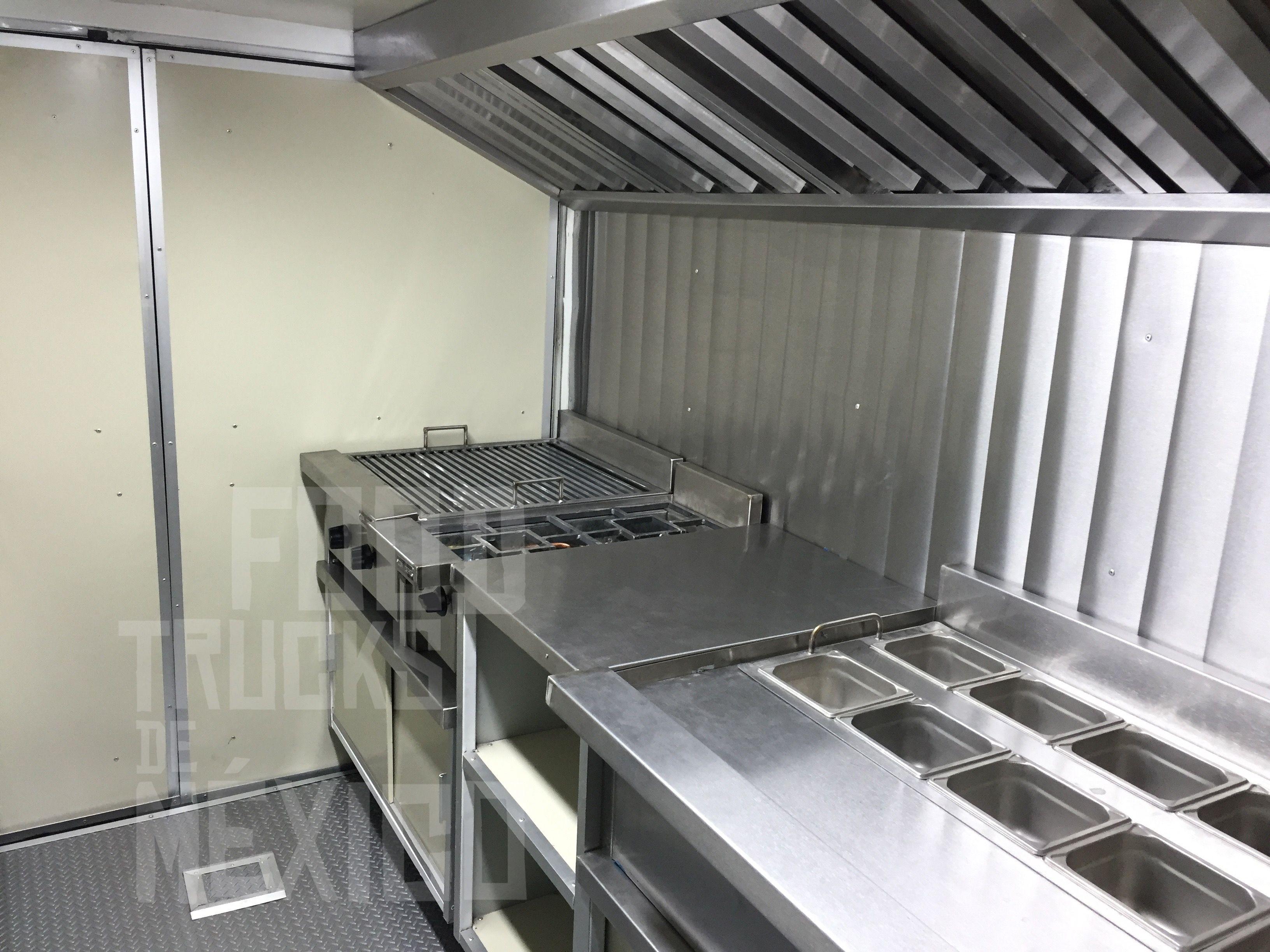 Vanette Modelo ´99 con conversión a cocina. Equipo de cocción ...