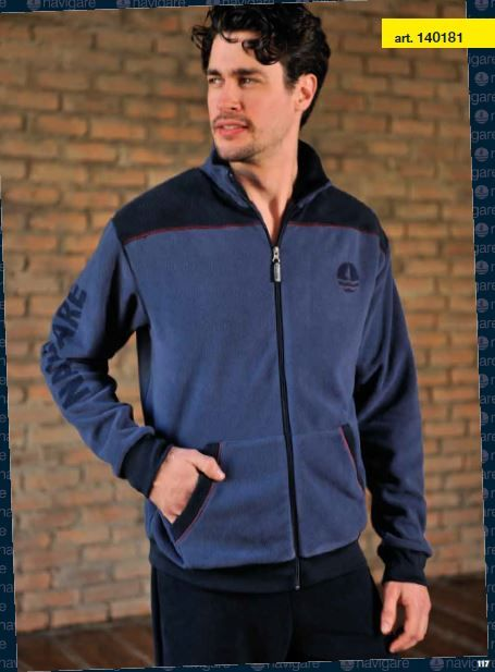 tenue d'intérieur navigare existe du s au xxl jeans, marine, vert