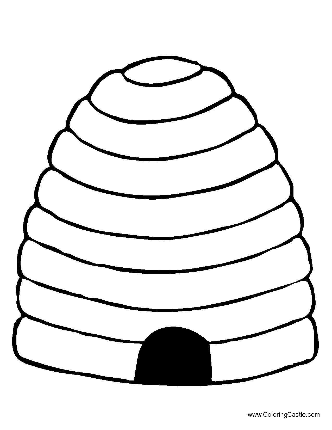 Bee Coloring Pages Archives Bee Coloring Pages Bee Themed Classroom Bee Crafts [ 1650 x 1275 Pixel ]