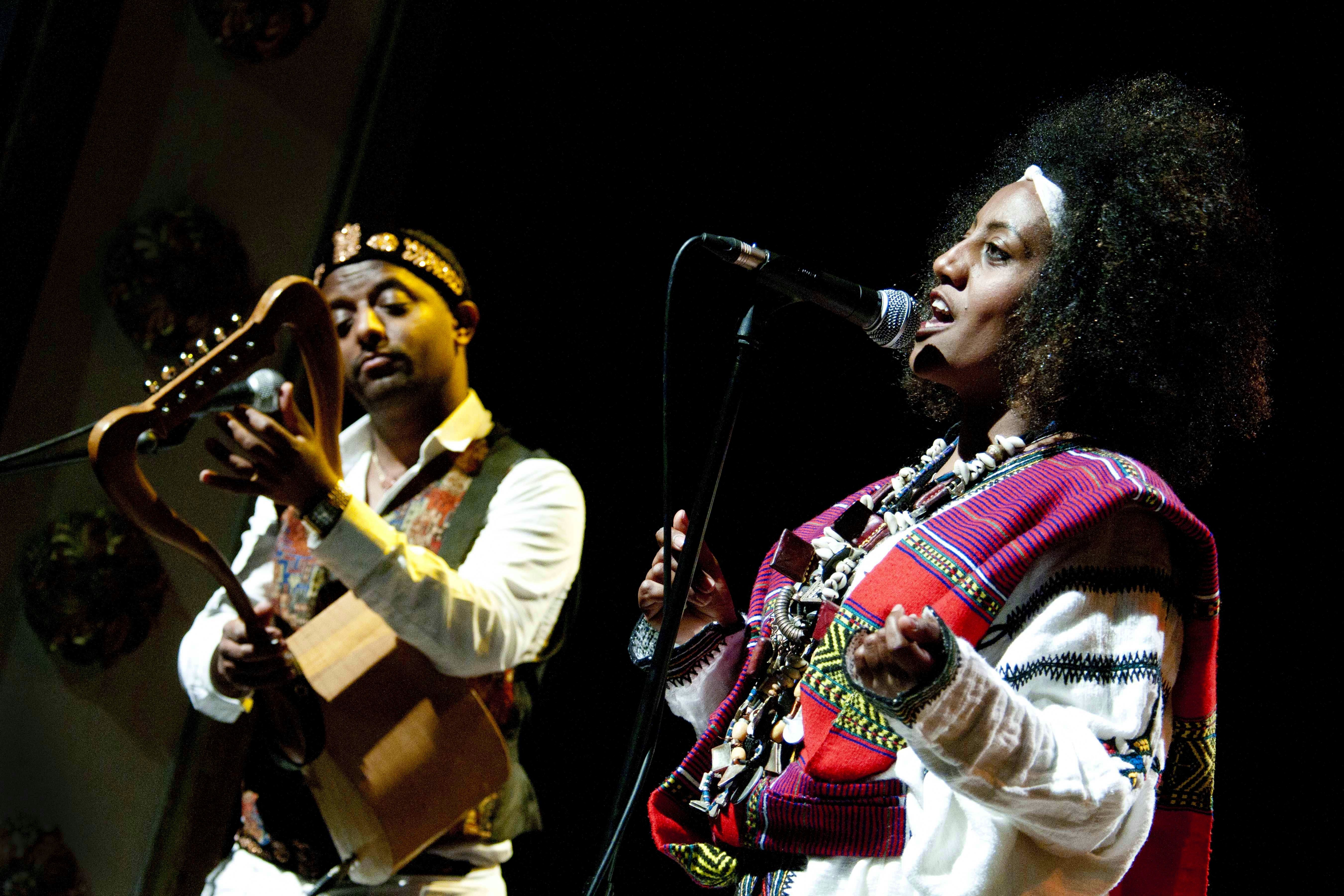 dubbed �the white stripes of ethiopia� for its minimalist