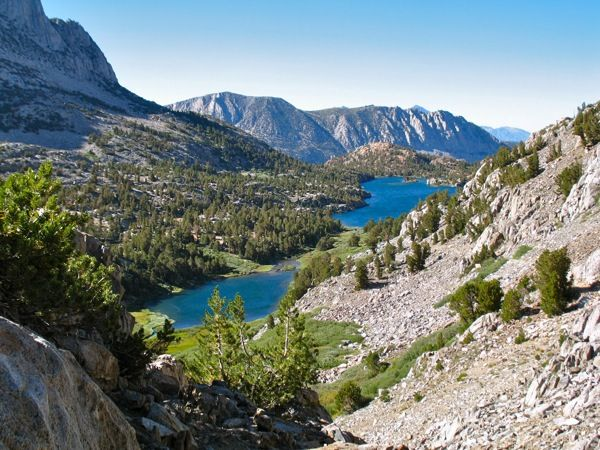 The Largest Living Thing The Lowest Point In North America And More John Muir Wilderness Kings Canyon National Park Beautiful Landscapes