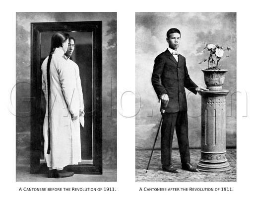 1912: Farewell to the Queue - 1912: Farewell To The Queue Old Hong Kong On Gwulo.com Pinterest