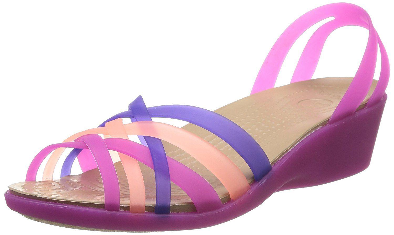 a0d9a4c334a4 crocs Women s Huarache Mini Wedge     Read more reviews of the ...