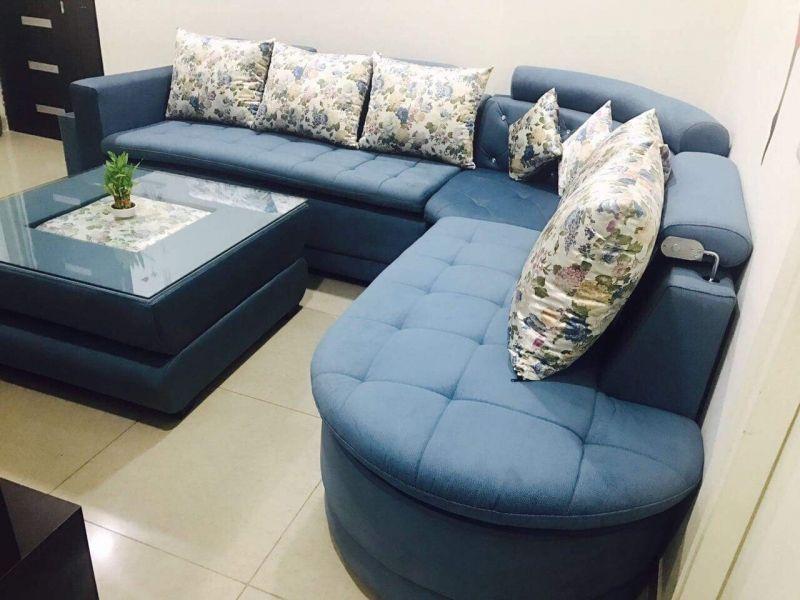 Gambar Sofa Oleh Rupal Kapoor Di 2020