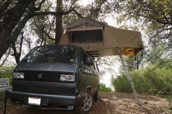 Ironman Roof Top Tent & Ironman Roof Top Tent | t3 | Pinterest | Roof top tent Vw and Vw bus