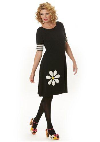 64ab03fa6306 du Milde kjole Elsker ... Elsker ikke ...   SS16 danish design dress ...