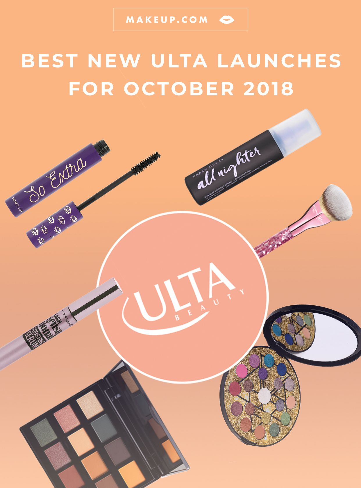 6c30ac18575 Best New Ulta Launches For October 2018 in 2019 | DRUGSTORE BEAUTY |  Pinterest | Makeup, Makeup trends and Makeup geek