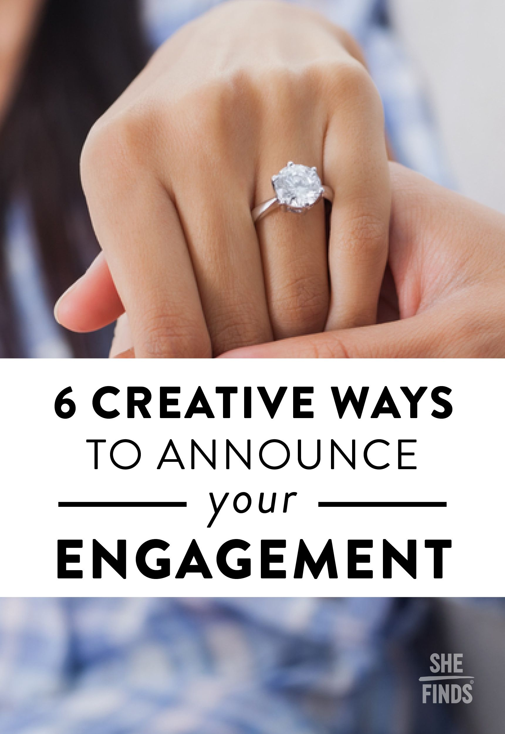 how to announce engagement engagement announcement funny