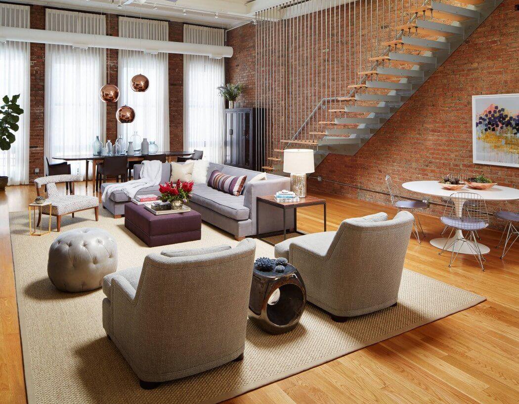 De 50 Fotos De Salas Decoradas Modernas Peque As N Rdicas  -> Salas Decoradas Modernas Fotos