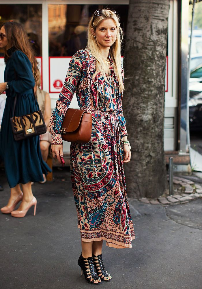 Trend Report How To Dress Like A 70s This Season