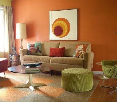 Visualizza altre idee su colori pareti, colori, colori vernici. Imbiancare Soggiorno Arancione Idee E Consigli Salotti Minimalisti Soggiorno Arancione Design Per Il Soggiorno
