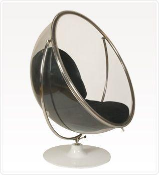 Bolla Transparent Pod Chair Bubble Chair Cute Room Decor Pod Chair