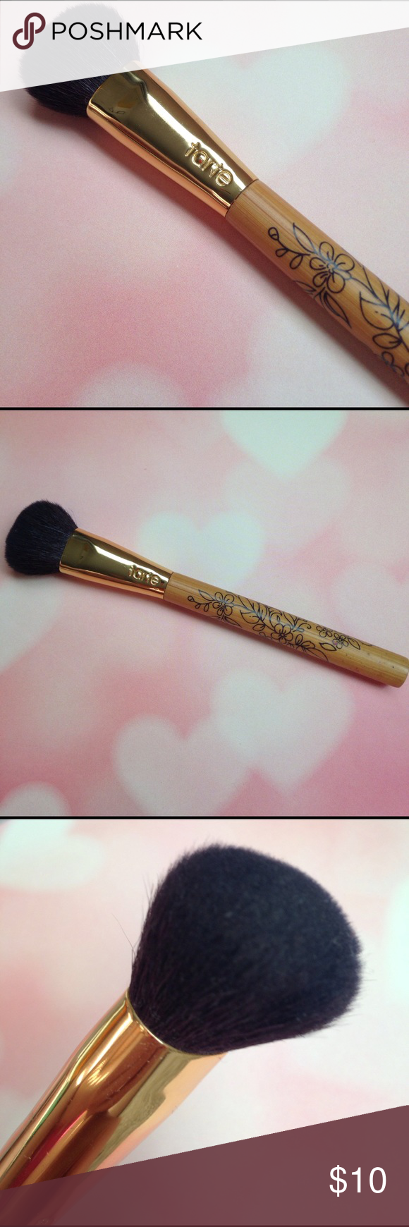 Tarte makeup brush (With images) Tarte makeup brushes