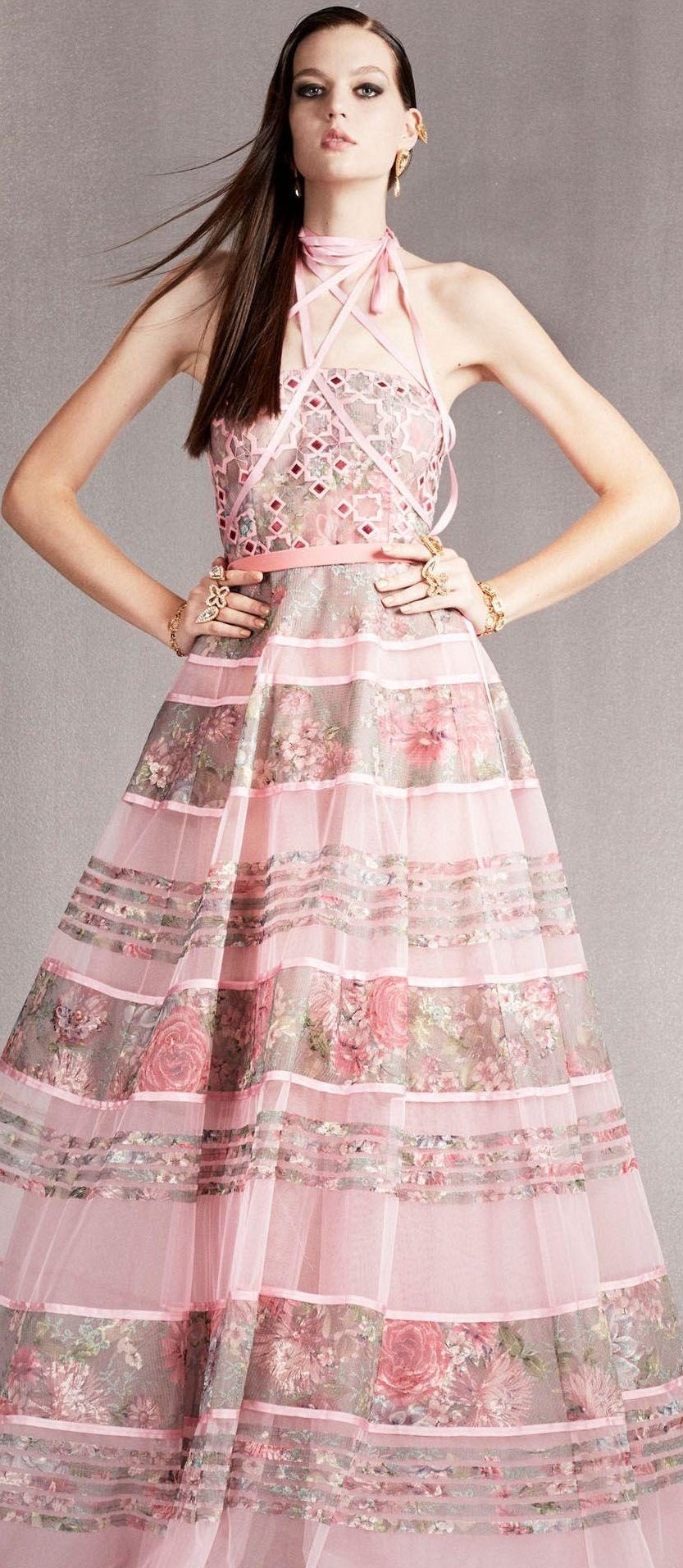 Georges Hobeika Spring \'18. | Look at that Dress! | Pinterest ...